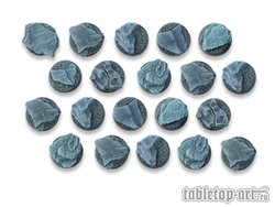 Shaleground Bases - 25mm DEAL (20)