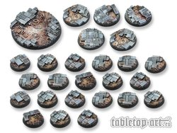 Ancient Machinery Bases - Starter DEAL Round