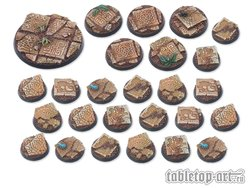 Lizard City Bases - Starter DEAL Rund