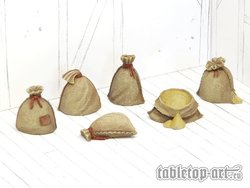 Corn sacks set 1