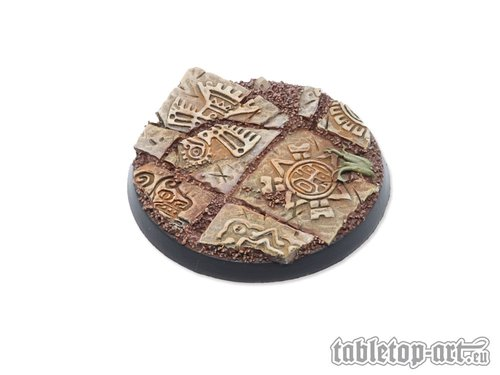 Lizard City bases for miniatures