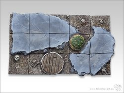 Battleground Bases - 20x20mm Diorama (15)