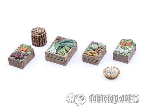 Greengrocer Set 1 (6)