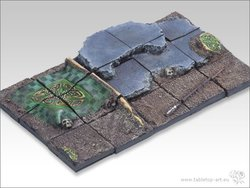 Battleground | 25x25mm Infanterie Diorama 1