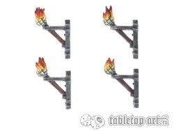 Torches - Set 3 (4)