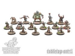 Darkvalley Wretches - Complete Team