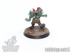 Darkvalley Wretches - Zweiköpfiger Goblin A