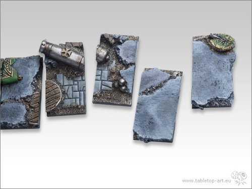 Battleground Bases - 25x50mm Diorama 1 (6)