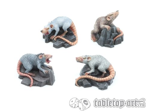 Giant Rats Pack (10)