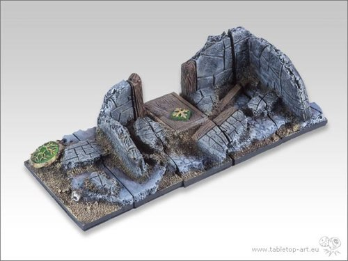 Battleground - 25x50mm Diorama 2 (5)