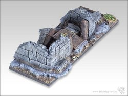 Battleground Bases - 25x50mm Diorama 2 (5)