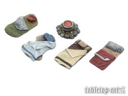 Adventurer Camp - Set 1 (5)