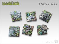 Woodland | 20x20mm Infanterie
