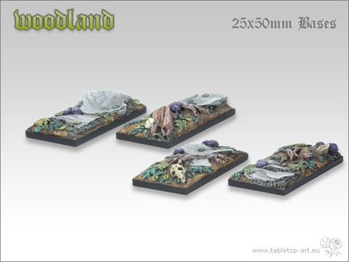 Woodland | 25x50mm Cavalry