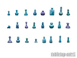 Bottles And Small Bottles - Set 2 (19)