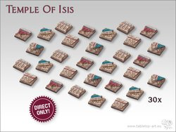 Temple of Isis Bases - 20x20mm DEAL (30)