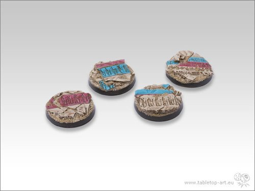 Temple of Isis Bases - 40mm (2)