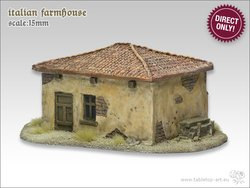 Italian farmhouse | 15mm