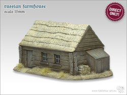 Russian farmerhouse | 15mm