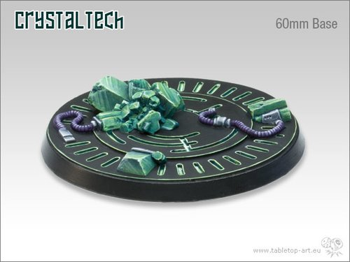 Crystal Tech Bases - 60mm