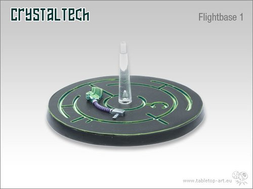 Crystal Tech Bases - Flugbase 1