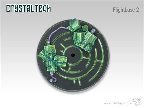 Crystal Techl | Flightbase 2