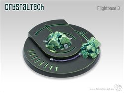 Crystal Tech - Flugbase 3