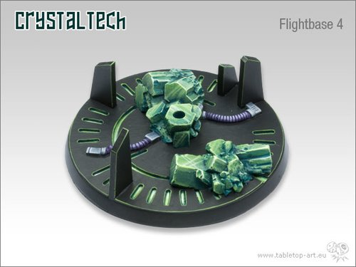 Crystal Tech - Flightbase 4