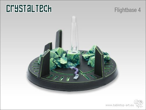 Crystal Tech Bases - Flightbase 4