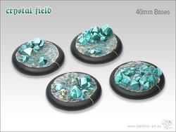 Crystal Field Bases - 40mm Round Lip (2)