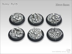 Bonefield Bases - 30mm RL (5)