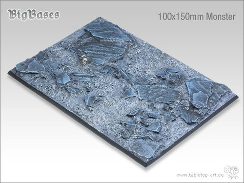 150x100mm Monsterbase