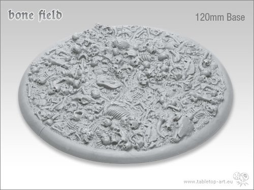 Bonefield Bases - 120mm RL 1