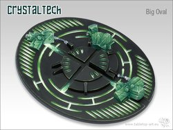 Crystal Tech - Big Oval