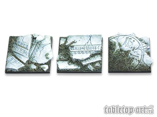 Ancestral Ruins Bases - 40x40mm (2)