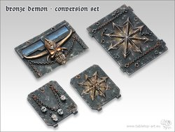 Bronze Demon - Umbau-Set