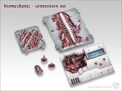 Biomechanic - Conversion-Set
