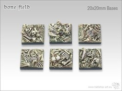 Bonefield | 20x20mm Infantry