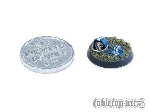 Bloody Sports coin marker