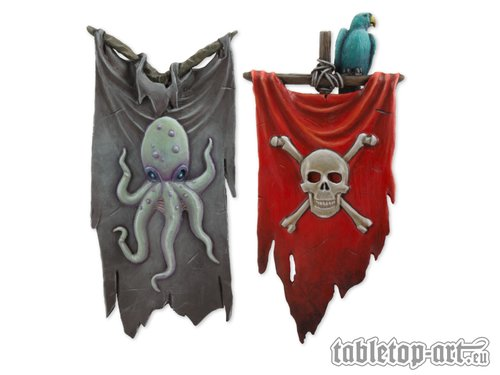 Banner Set 2 - Pirates