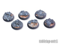 Ancient Machinery Bases - 30mm RL (5)