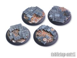 Ancient Machinery Bases - 40mm RL (2)