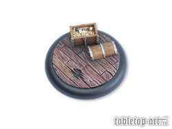 Pirate Ship Bases - 50mm RL 3