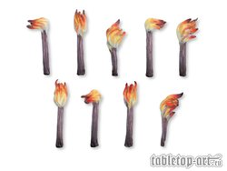 Torches - Set 1 (9)