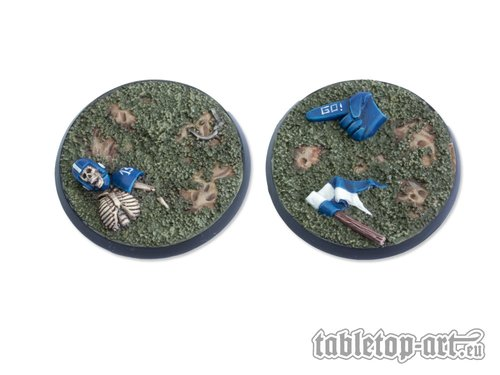 Bloody Sports Bases - 40mm (2)