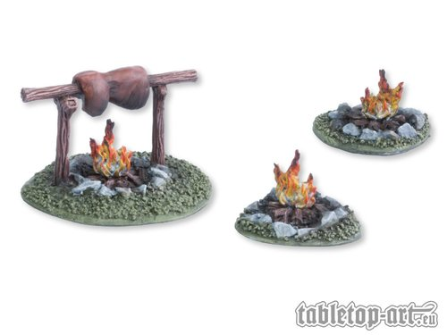 Lagerfeuer - Set 1 (3)