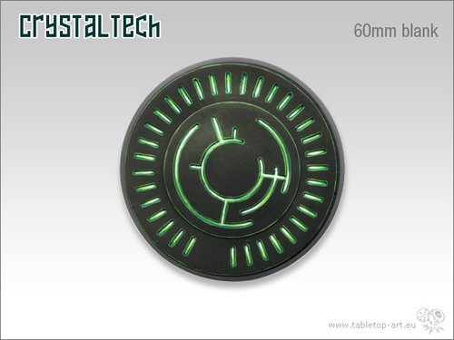 Crystal Tech Bases - 60mm blank 1