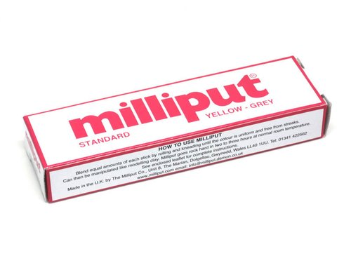 Milliput Standard - 4 oz (113,4g)