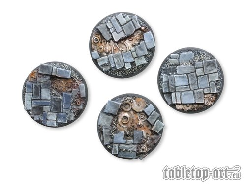 Ancient Machinery Bases - 40mm (2)