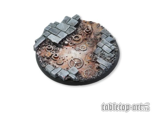 Ancient Machinery Bases - 60mm 1